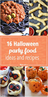 16 halloween party food ideas and recipes tip junkie