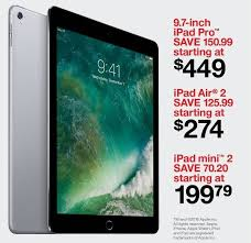 amazon ipad air 2 64 black friday target black friday 32gb apple ipad air 2 wifi tablet for 274 00