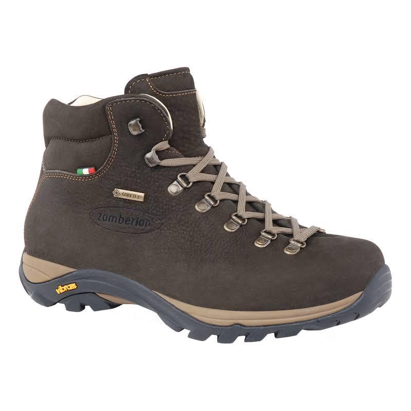 Zamberlan Trail Lite Evo GTX Hiking Boots Dark Brown Medium 11.5 0320DBM-Medium-11.5