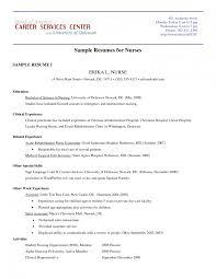 Registered Nurse Resume Examples by Hospice Nurse Resume Examples Contegri Com