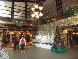 Decoration Noel Disney by Of Disney Sequoia Lodge