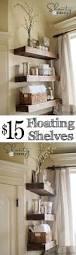 Bathroom Shelving Ideas by The 25 Best Bathroom Shelves Ideas On Pinterest Half Bath Decor