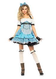 blue halloween costume alice in wonderland costume masquerade express