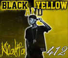 Wiz Khalifa - Black and Yellow by ~JayAyy on deviantART