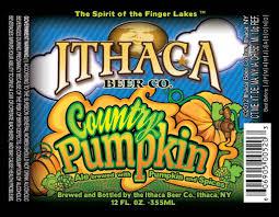 Ithaca Country Pumpkin Ale | BeerPulse