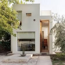 Small Modern Houses by Minimalist House Oversized Modern Statement Door Casa Besares