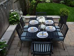 Tablecloth For Umbrella Patio Table by Diy Backyard Oasis By Cindy Mckay