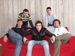 Untere Reihe - von links nach rechts: Erik Hartmann, Roman ... - 1014249_web