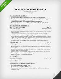 Real Estate Resume  amp  Writing Guide   Resume Genius Resume Genius