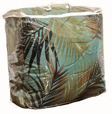 Ocean Themed Bedding Amazon Com Tropical Palm Tree Leaf Leaves Ocean Beach Coastal