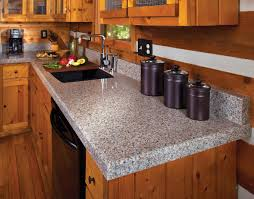 Kitchen Counter Designs by Rustic Granite Kitchen Countertops Decorating Ideas For Counters