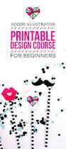 learn how to design printables in adobe illustrator adobe