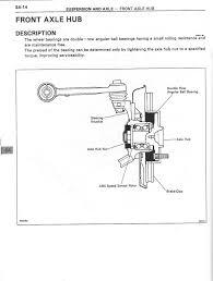 lexus ct200h torque tutorial front wheel bearing replacement clublexus lexus