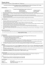 Sample Resume Format For Bcom Freshers by Resume Sample For Mba Fresher In Hr Templates