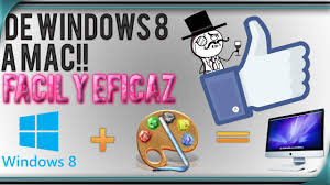 2014 convertir ventanas windows 8 al estilo de mac os tutorial