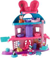 Minnie Mouse Toy Box Fisher Price Disney Junior Minnie Mouse Minnie U0027s Happy Helpers