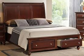 King Size Platform Bed Designs by Beautiful Platform Bed With Headboard And Storage Drawers 84 In