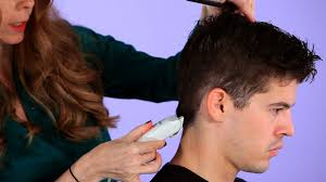 Trimmed Hairstyles For Men by How To Cut A Man U0027s Hair With Clippers Hair Cutting Youtube