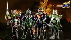 Kamen Rider Gaim (2013) episode 1