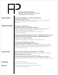 Creative Infographic Resume Design designtos com