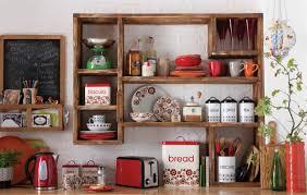 what are the perfect retro kitchen accessories house interior
