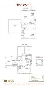 rockwell floor plan legacy homes omaha and lincoln