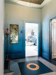 photos hgtv blue and gold art deco vestibule idolza