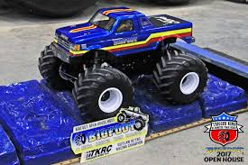 bigfoot king of the monster trucks 2017 bigfoot 4 4 open house u2013 april 29 2017 trigger king rc