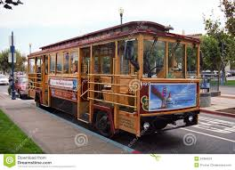 San Francisco Cable Car Map by San Francisco Cable Car Bus Editorial Stock Photo Image 24364523