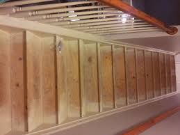 Home Hardware Stair Treads by Painted Stairs For Under 50 Our Storied Home
