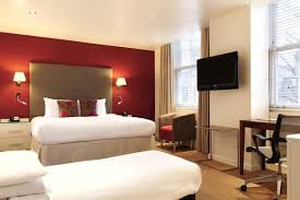 The Best Of Londons Budgetluxury Hotels Room - Family room hotels london