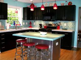 Red And Black Kitchen Ideas Kitchen Cabinet Hardware Ideas Pictures Options Tips U0026 Ideas Hgtv