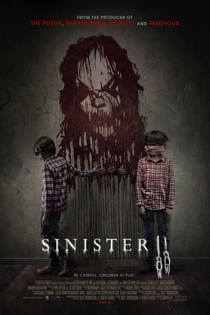 Filmplakat Sinister 2