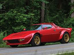 1975 lancia stratos hf stradale classic driver market