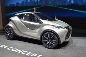 lexus concept cars lexus lf sa concept little car big style autoguide com news