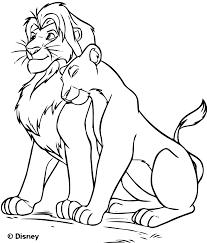 le roi lion 5 the lion king coloring pages coloring for kids
