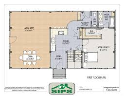 Wrap Around Porch Floor Plans Open Floor Plans Barn Homescottage House Plans With Wrap Around Porch