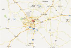 San Antonio Texas Map San Antonio Tx U2013 Jan Feb 2013 Michigan Traveler