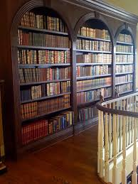 creating a home library that u0027s smart and pretty wall spaces