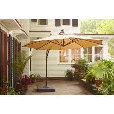 Offset Patio Umbrella by Home Depot Patio Umbrellas Roselawnlutheran