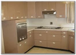 Retro Metal Kitchen Cabinets by Metal Kitchen Cabinets Retro Kitchen Home Design Ideas