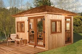 Backyard Office Prefab by Home Office It U0027s In The Yard Wired