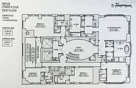 revealed asking prices floorplans for 520 park avenue the next