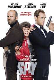 Spy: Una espía despistada ()