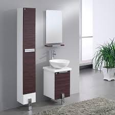 Modern Walnut Bathroom Vanity by Adour 16