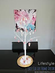lifestyle easy easter home decor acacia u0027s dreams
