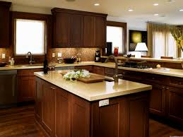 kitchen floor contemporary maple cabinets and dark wood floors