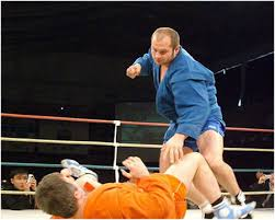 Fedor Emelianenko Represents Sambo And MMA In World Games Of Martial Arts