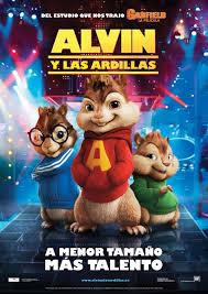 Alvin y las ardillas (2007)