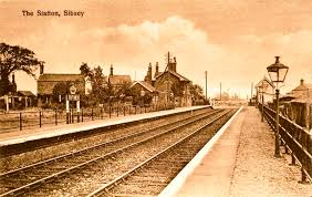 Sibsey railway station